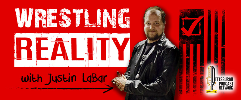 Justin LaBar Wrestling Podcast on Pittsburgh Podcast Network