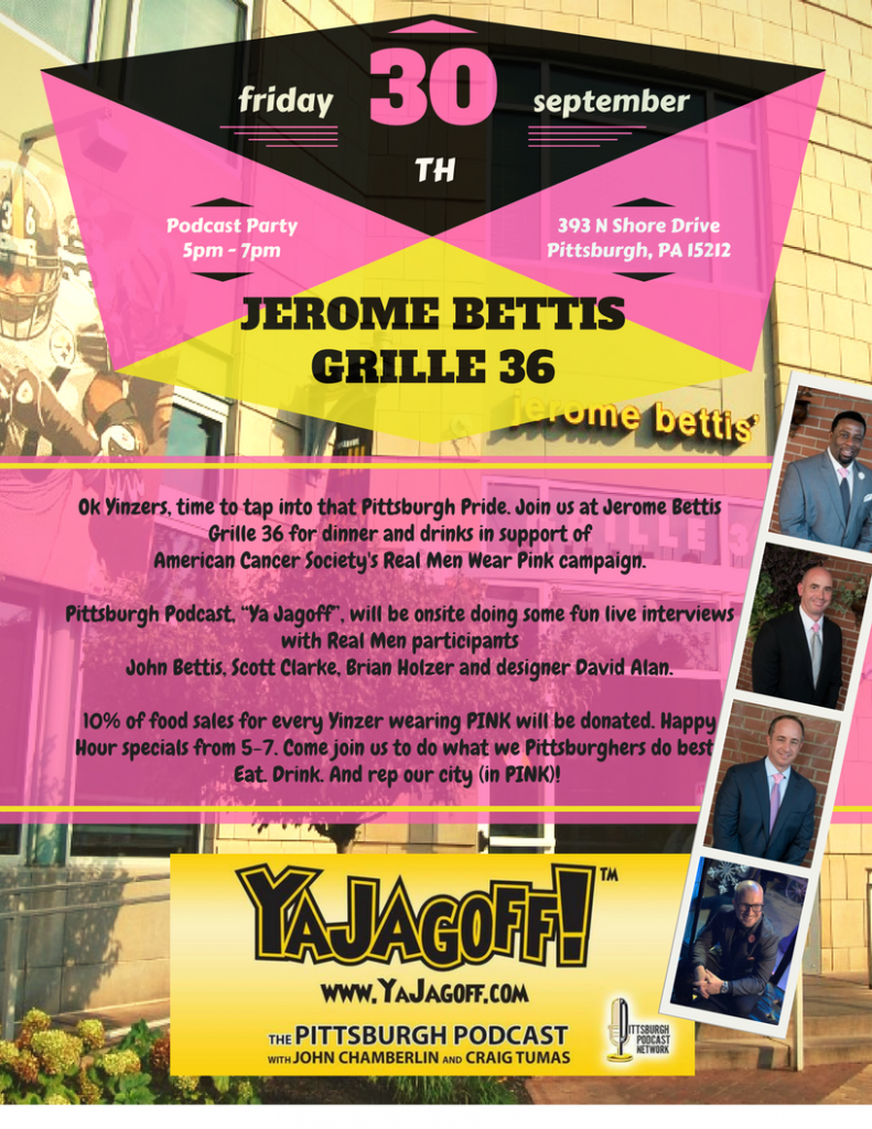 yajagoff pittsburgh podcast party bettis grille 36