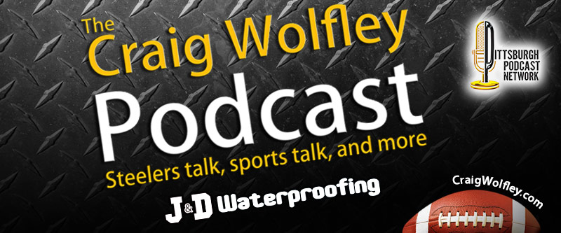 Craig Wolfley Steelers and Sports Talk Podcast