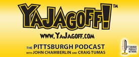 Jagoff Pittsburgh Podcast with John Chamberlin and Craig Tumas
