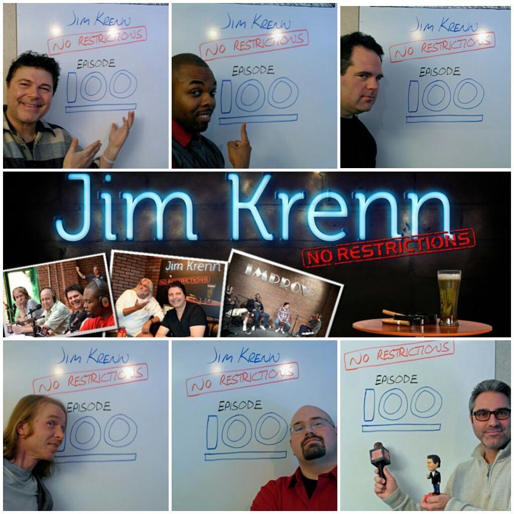 Jim Krenn Pittsburgh Podcast Episode 100 Replay