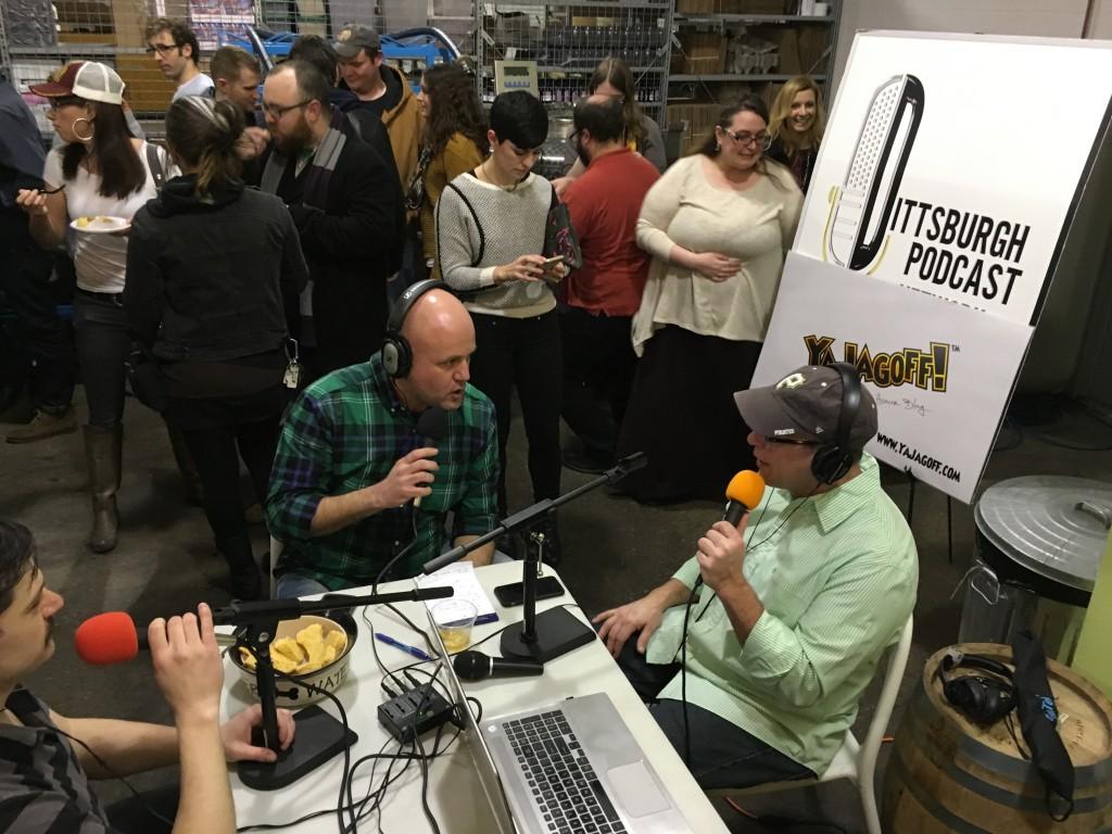 YaJagoff, Pittsburgh Podcast, Wigle Whiskey