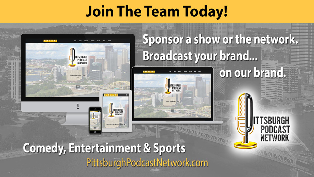 Sponsor a show on Pittsburgh Podcast Network