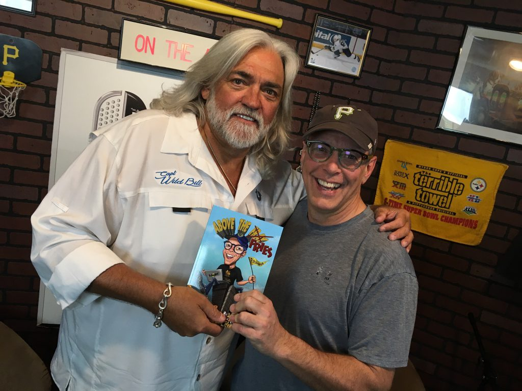"""Back at the Pittsburgh Podcast Network studios, John Chamberlin talks with Captain """"Wild Bill"""" Wichrowski of """"The Deadliest Catch"""" on Discovery!"""