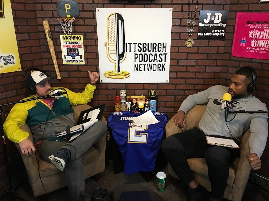 Pittsburgh Podcast Dorin Dickerson