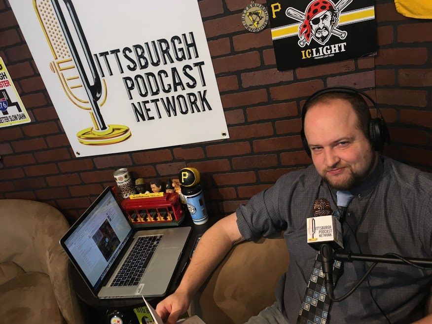 Justin LaBar Pittsburgh Podcast Network